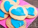Рецепта Маслени бисквити